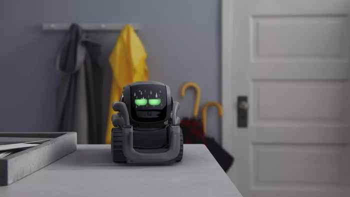 Robot Vector home de Anki