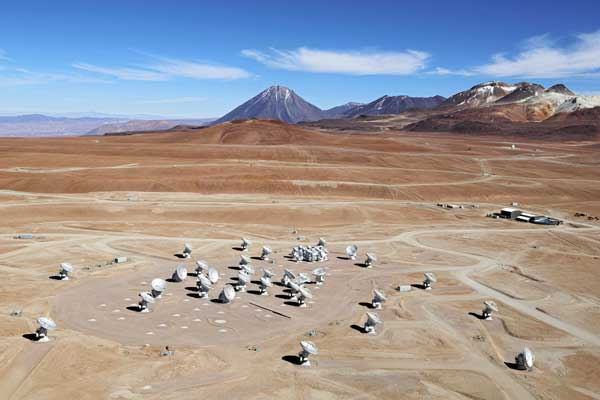 Large Millimeter/submillimeter Array (ALMA)