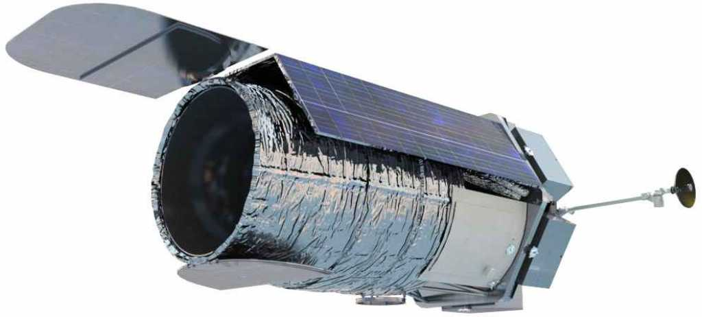 Telescopio espacial Wide Field InfraRed Survey Telescope (WFIRST)