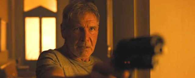 Harrison Ford en  Blade Runner 2049