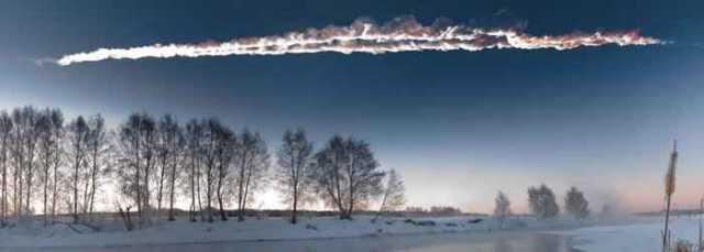 Asteroide de Chelyabinsk, Rusia