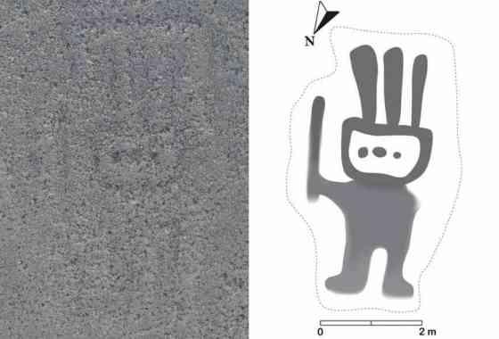 Descubiertas más de 140 nuevas líneas de Nazca, y finalmente tenemos pistas sobre su uso