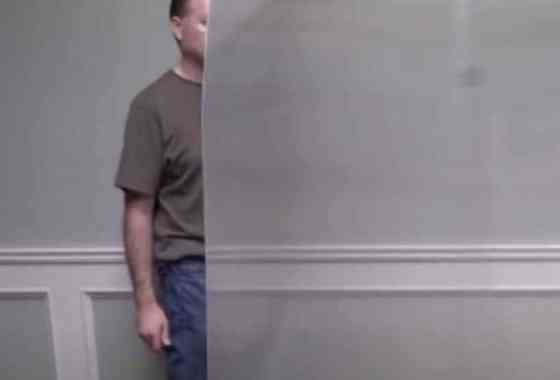 Esta tecnología de 'capa de invisibilidad' es alucinante