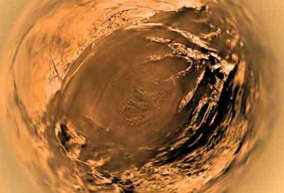 """Huygens: """"La verdad del suelo"""" de una luna alienígena"""
