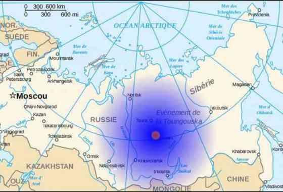 La explosión de Tunguska podría haber sido causada por un asteroide que todavía orbita alrededor del Sol