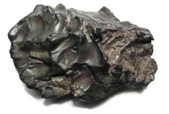La gente de la edad de bronce utilizó meteoritos para hacer armas de hierro