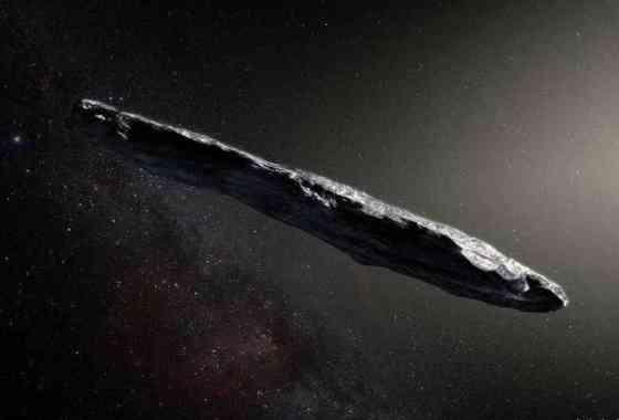 Un meteorito interestelar podría haber chocado con la Tierra en 2014