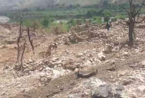 Nuevo vídeo muestra los efectos en tierra de la 'Madre de todas las Bombas'