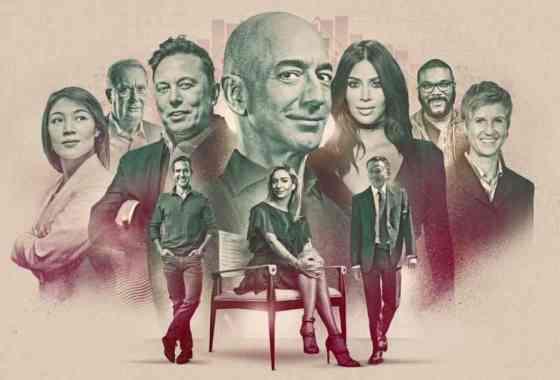 Los más ricos del mundo de 2021