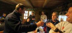 Cómo beber vodka a la manera rusa