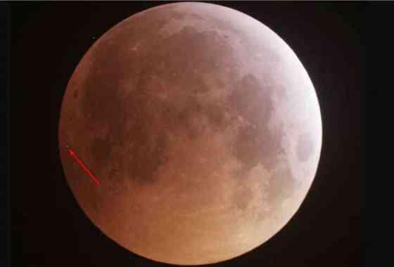 La Luna tiene un nuevo cráter