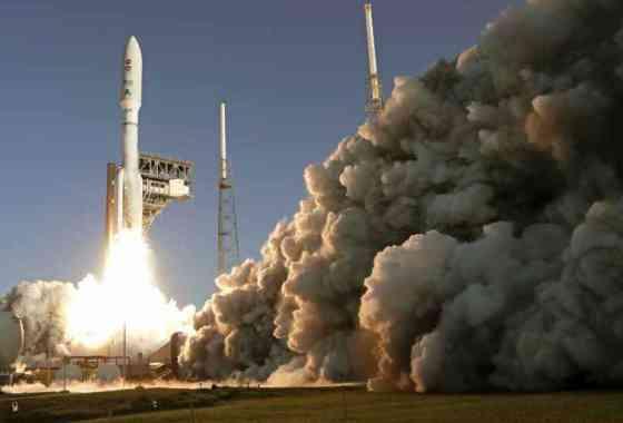 La NASA lanza una misión a Marte en busca de signos de vida antigua