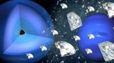 En Neptuno llueven diamantes, y ahora finalmente podemos saber cómo