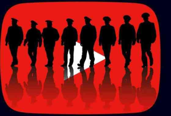 La nueva tendencia de YouTube: imitar a policías para hacer bromas