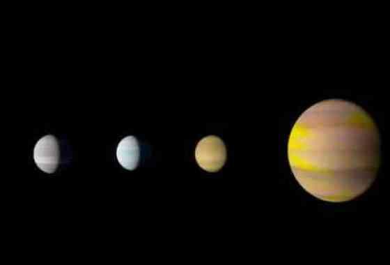 Google y la NASA descubren octavo planeta que circunda una distante estrella