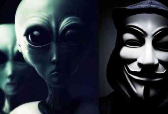 Anonymous lanza vídeo afirmando que la NASA está a punto de anunciar vida extraterrestre