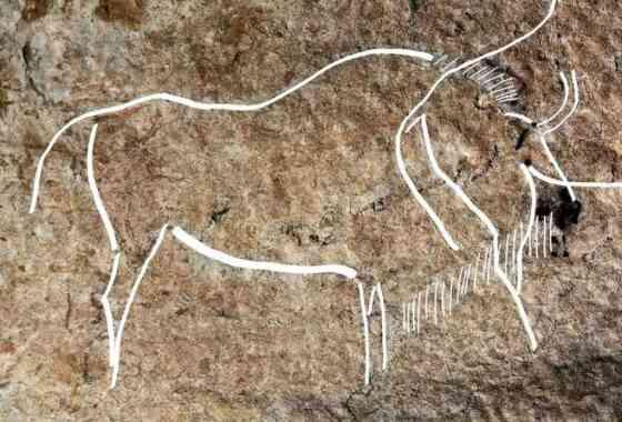 Se encuentra en una cueva española un tesoro artístico del Paleolítico