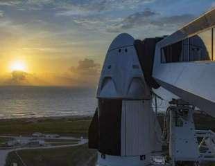 Sigue en directo a las 22:33 horas el lanzamiento de la nave Crew Dragon de SpaceX (*)