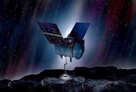 Sonda estadounidense aterrizará en el asteroide Bennu el 20 de octubre