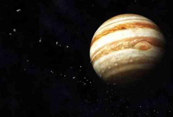 Descubiertas 12 nuevas lunas en órbita alrededor de Júpiter