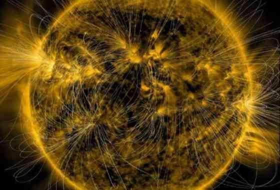 Resuelto misterio de 60 años sobre las ondas magnéticas del Sol