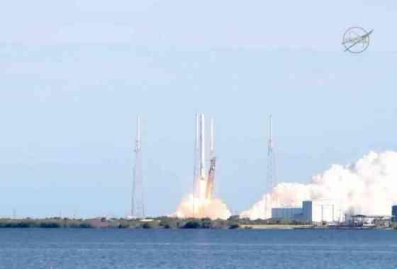 SpaceX lanza por primera vez un cohete totalmente reciclado