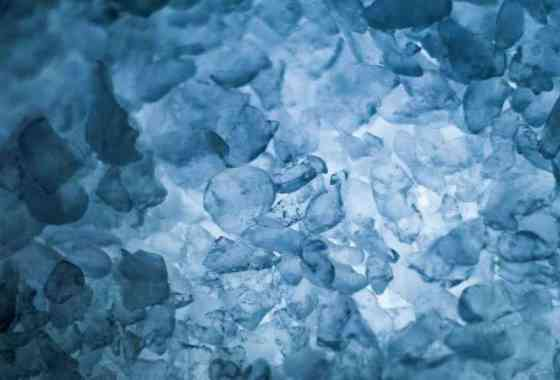 Hay más de 300 tipos de hielo