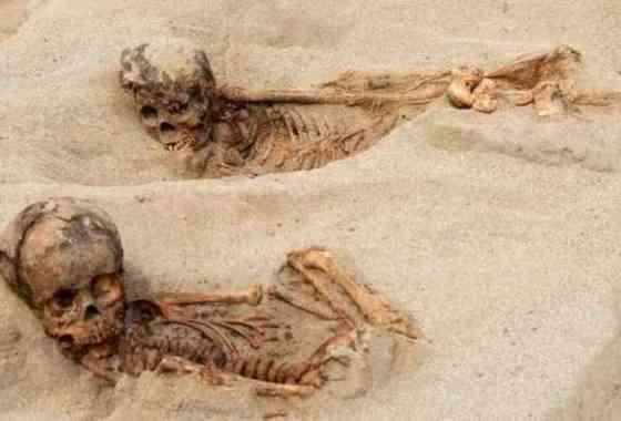 Cientos de niños y llamas sacrificados en Perú en un espeluznante ritual del siglo XV