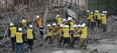 Al menos 67 muertos al derrumbarse una planta de energía en China
