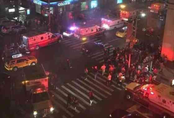 29 heridos en una explosión intencionada en Manhattan