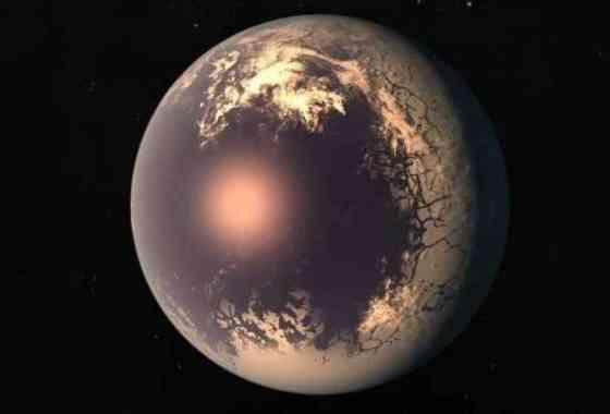 Los planetas de globo ocular pueden existir, y son tan espeluznantes como suenan