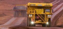 Empresa minera revela flota de camiones sin conductor