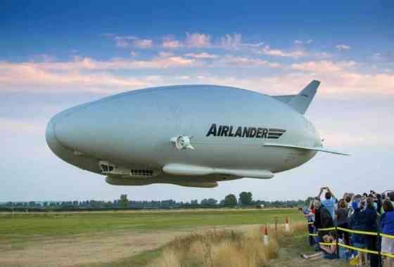 Mira volar al avión más grande del mundo