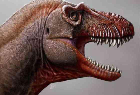 Conoce al primo mayor del T-Rex: el segador de la muerte