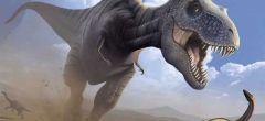 El Tyrannosaurus rex pudo no haber corrido