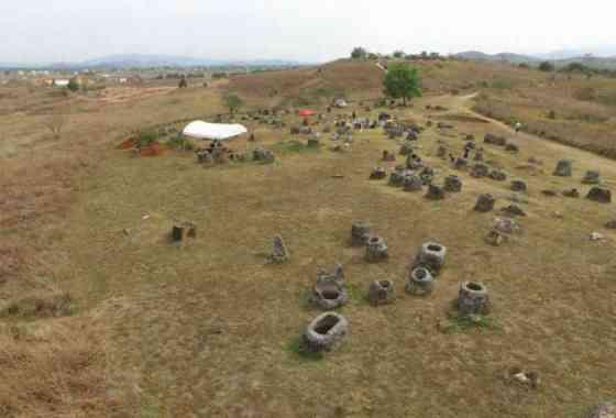 La misteriosa Llanura de las Jarras conserva restos humanos