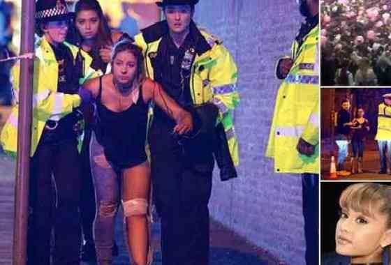 Tragedia en Manchester