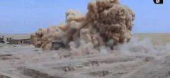 ISIS vuela un templo de 2.500 años de antigüedad y amenaza con destruir las pirámides