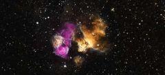 Estrella sobrevive a la explosión de una supernova (vídeo)