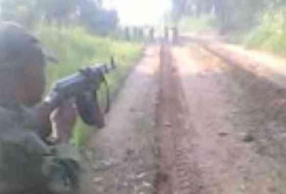 'Mira, están muriendo': Vídeo muestra masacre en el Congo