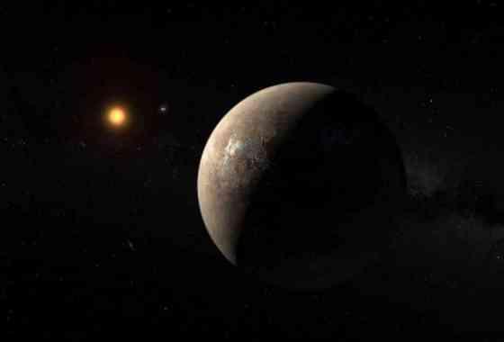 Hallan un planeta parecido a la Tierra alrededor de Próxima Centauri