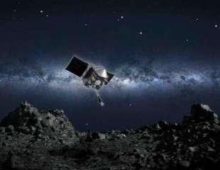 Touch-and-go en Bennu en directo: la nave espacial Osiris-Rex tomará muestras de un asteroide para traerlas a la Tierra