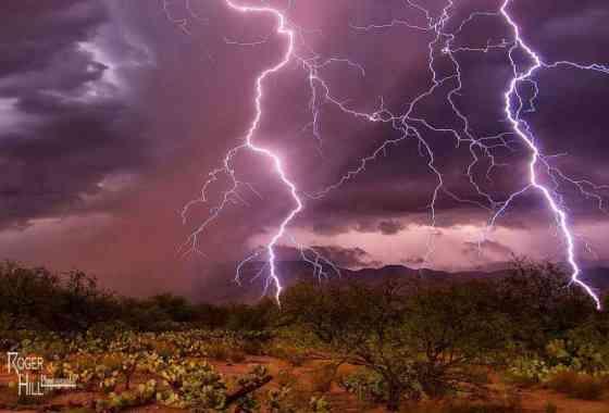 21 muertos por un solo rayo - y cuatro nuevos récords de mortalidad meteorológica