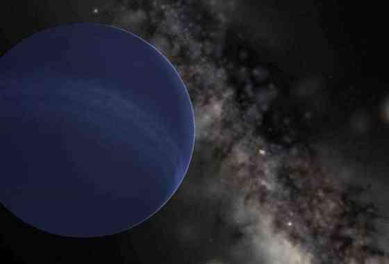 Más evidencia de un noveno planeta en los bordes exteriores del sistema solar