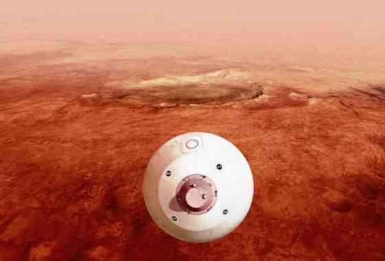 Aquí puedes ver en directo al Perseverance de la NASA aterrizar en Marte