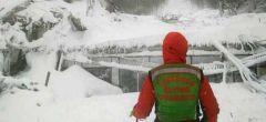 'No hay signos de vida' después de una avalancha de nieve en Italia