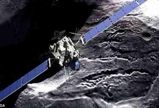 Cómo seguir el gran final de Rosetta