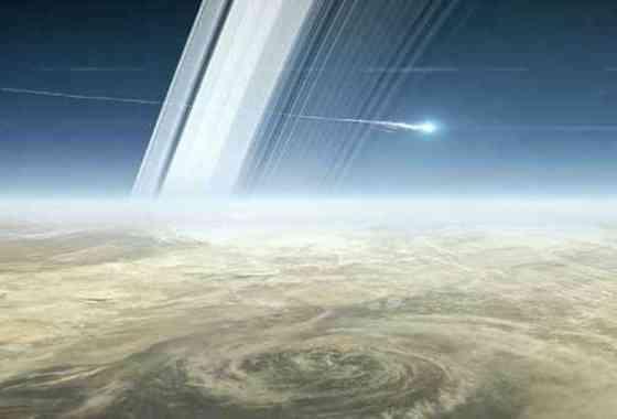 Cassini concluye su histórica misión en Saturno