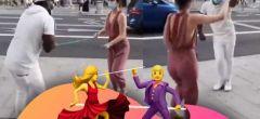 De Madrid al cielo: Bailando salsa con distanciamiento social