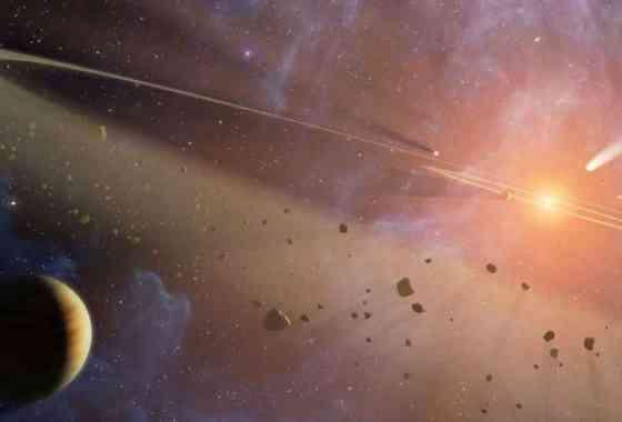 A la caza de asteroides